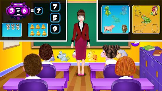 Emma Back To School Life: Classroom Play Games screenshots 3
