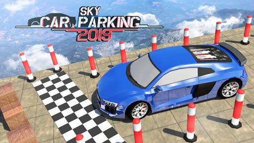 Sky Car Parking 2019 apkpoly screenshots 10