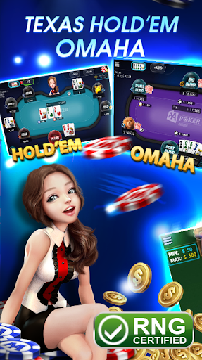 AA Poker - Holdem, Omaha, Blackjack, OFC 3.01.27 screenshots 4