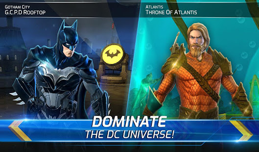 Mod Game DC Legends: Battle for Justice for Android