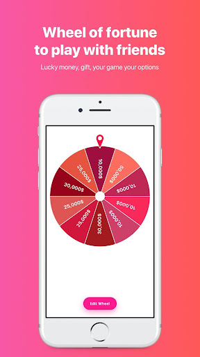Wheel Me - Spin and Touch to Decide screenshots 1