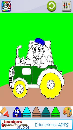 Coloring Book for Kids screenshots 17