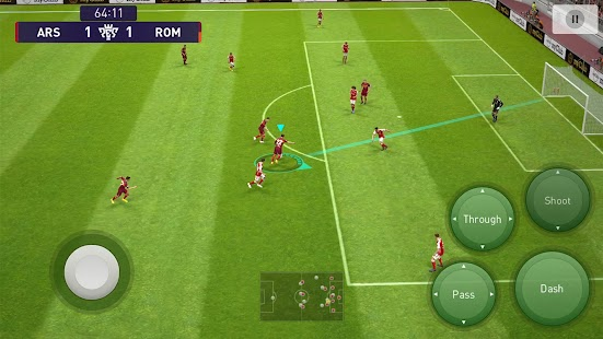 eFootball PES 2021 Screenshot