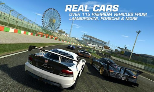 Real Racing  3 (MOD APK, Unlimited Money/ MOD MENU) v9.1.1 5