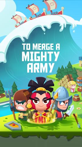 Merge Stories - Merge, Build and Raid Kingdoms!  screenshots 3
