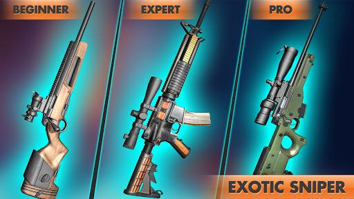 City Sniper Shooter Mission: Sniper Games Offline 1.3 screenshots 18