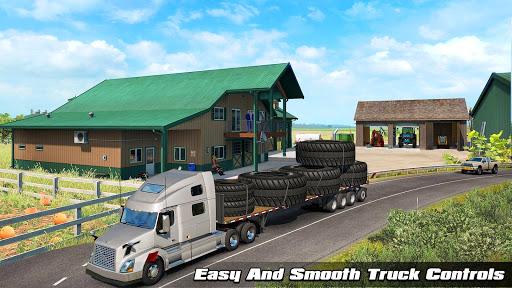 Speedy Truck Driver Simulator: Off Road Transport screenshots 6