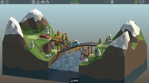 Poly Bridge Apkfinish screenshots 9