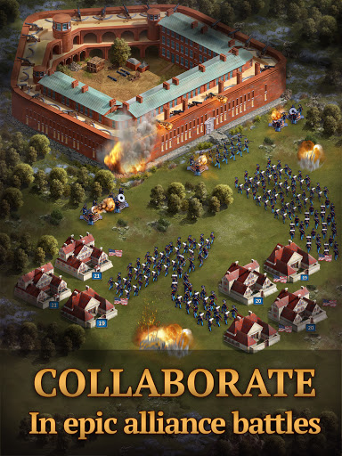 War and Peace: The #1 Civil War Strategy Game modavailable screenshots 23