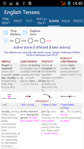 English Tenses Patched MOD APK 3