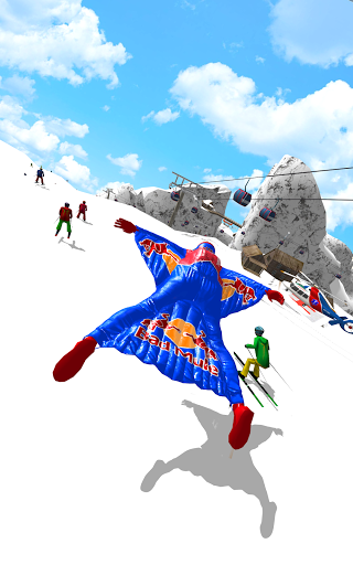 Base Jump Wing Suit Flying  screenshots 7
