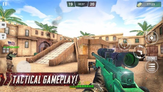 Special Ops: FPS PvP War MOD (Unlimited Money/Gold) 4