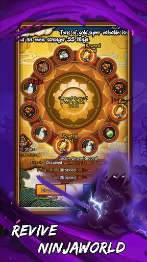 World of Ninja:Endless legend Varies with device screenshots 1