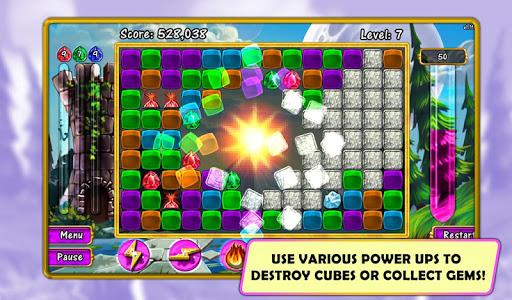 Cube Crash 2 Deluxe Free  screenshots 4