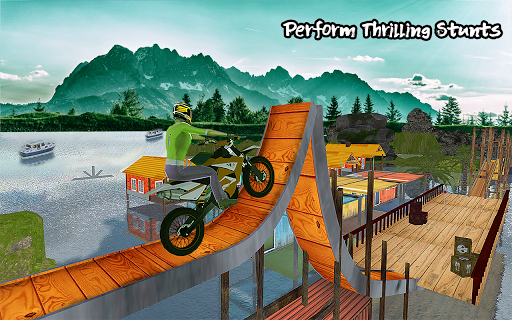 Ramp Bike Impossible Bike Stunt Game 2020 1.0.4 Screenshots 10