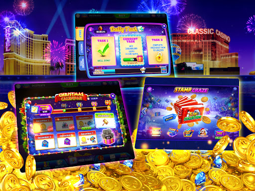 Classic Slots-Free Casino Games & Slot Machines  screenshots 24