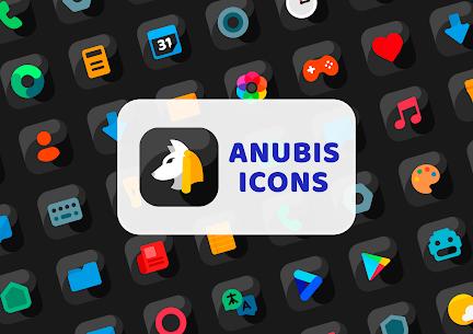 Anubis Black – Icon Pack Apk 2.1 (Paid) 1