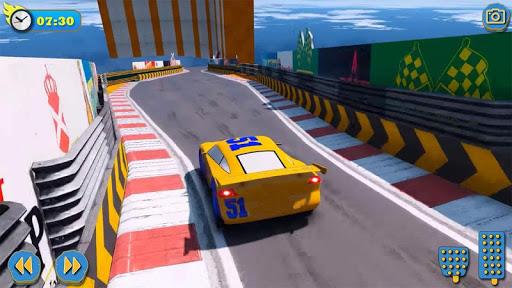 Superhero cars racing  screenshots 5