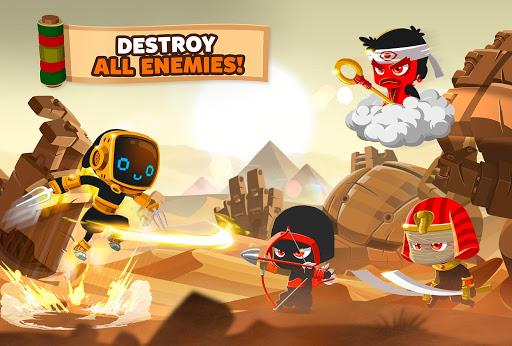 Ninja Dash Run - Epic Arcade Offline Games 2021 1.4.5 Screenshots 4