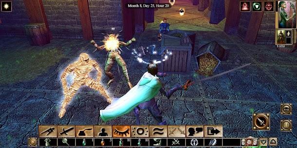 Neverwinter Nights  Enhanced Edition Apk Download 3