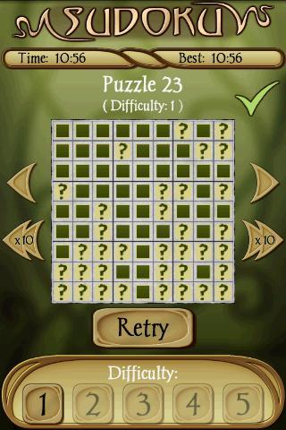 Sudoku Free 1.52 screenshots 8