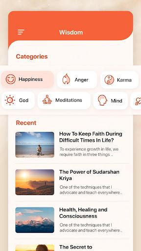 Gurudev Sri Sri For PC Windows (7, 8, 10, 10X) & Mac Computer Image Number- 8