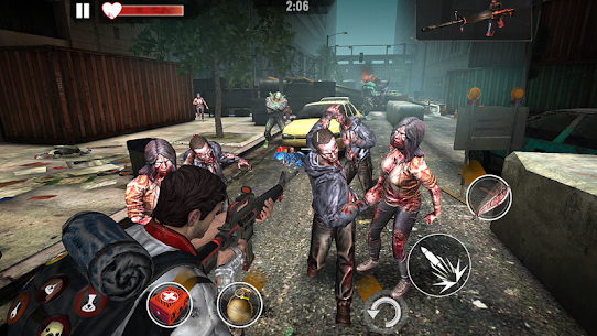 ZOMBIE HUNTER Mod Apk (Free Shopping) 8