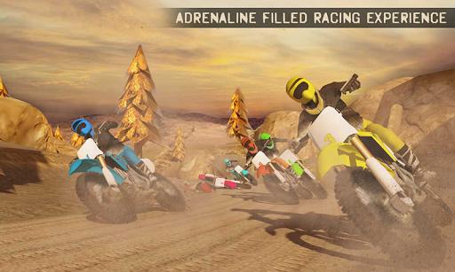 Motocross Race Dirt Bike Games screenshots 5