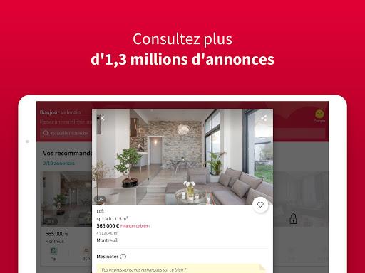 SeLoger - achat, vente et location immobilier apktram screenshots 10