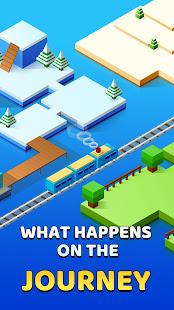 Builder's Island Journey - Brick island 3D 1.0.3 screenshots 1