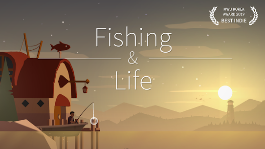 Fishing and Life MOD (Unlimited Coins) 1
