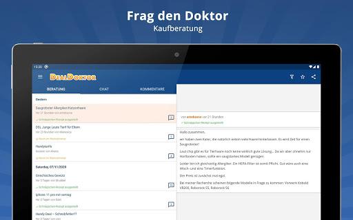 DealDoktor » Schnäppchen, Kostenloses, Gutscheine  screenshots 10