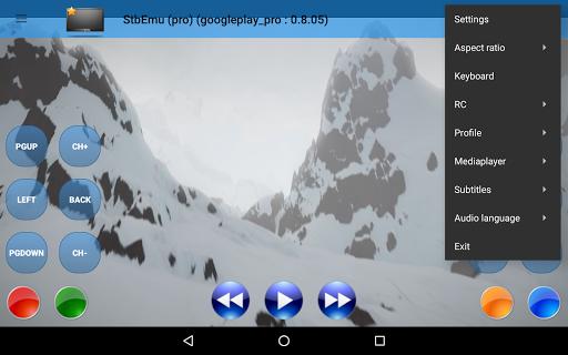 StbEmu (Pro)  screen 0