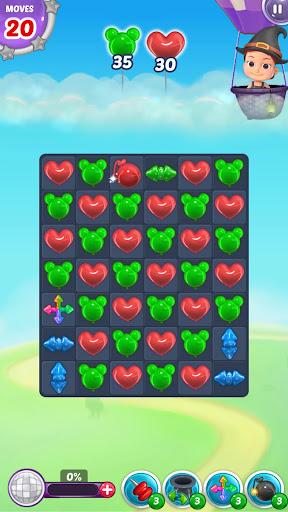 Balloon Paradise - Free Match 3 Puzzle Game 4.0.4 screenshots 6