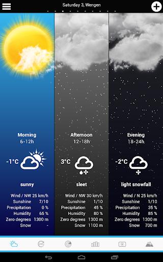 Swiss Weather 1.7.0.19 Screenshots 15