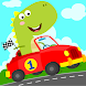 Car Games for Kids - Toddlers Cars Race - Androidアプリ