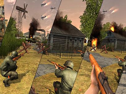 Frontline World War 2 Survival Mod Apk (God Mode) 10