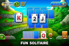 Solitaire Grand Harvest - ソリティア 無料ゲームのおすすめ画像1