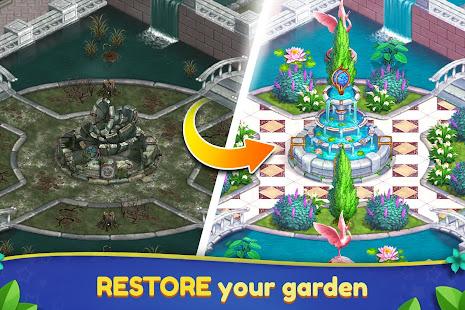 Royal Garden Tales - Match 3 Puzzle Decoration ' 0.9.8 Screenshots 3