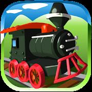 Train Tiles Express Puzzle