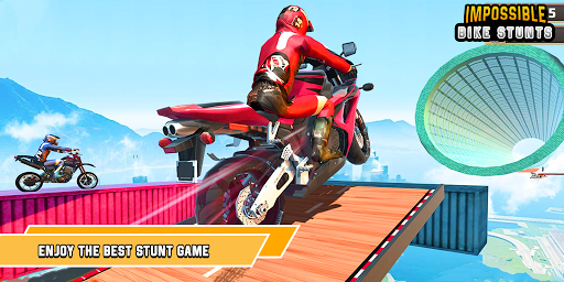 Impossible Bike Stunts 3D - Bike Racing Stunt 1.0.10 screenshots 7
