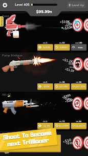 Gun Idle Mod Apk (VIP/Unlimited Money + Unlocked) 5