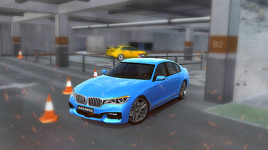 M7 Driving And Race Mod Apk