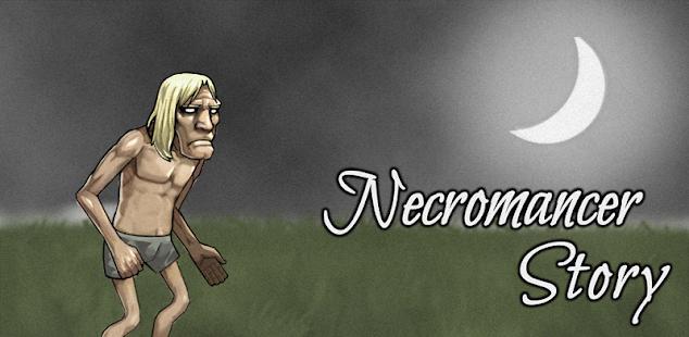 necromancer story hack