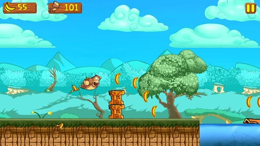 Banana King Kong - Super Jungle Adventure Run 3.1 screenshots 6