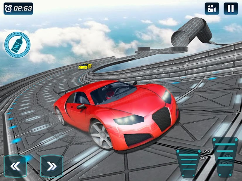 Ramp Car Gear Racing 3D: New Car Game 2021 screenshot 15