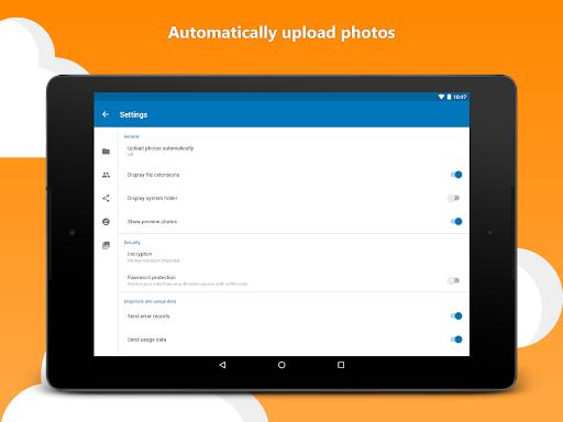 HiDrive  screenshots 12