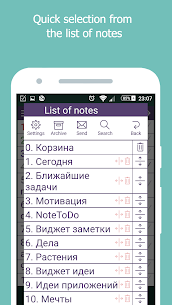 NoteToDo. Notes. To do list 2.1.498-111 Latest MOD Updated 3
