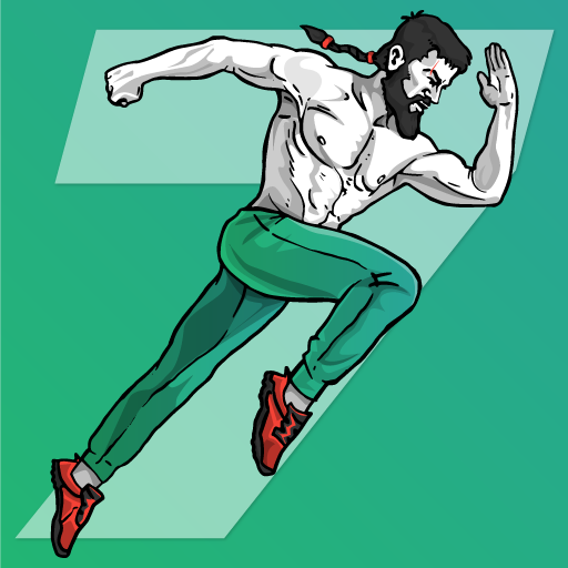 7 Minute Workouts at Home FREE icon