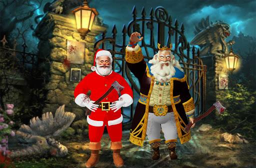 Scary Santa Granny Chapter 2 - Escape Horror House 1.6 screenshots 2